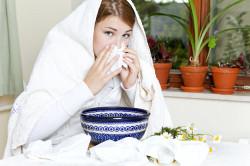Ингаляции с добавлением хвойных масел как способ лечения отёка слизистой носа