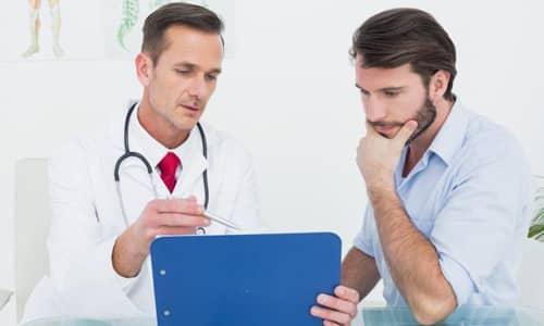 Больному с аденомой щитовидной железы необходимо регулярно посещать врача-эндокринолога и сдавать анализы на уровень гормонов