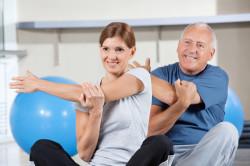 Польза лечебной физкультуры после ушиба ребра