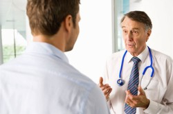 Обращение к доктору по вопросу межпозвоночной грыжи