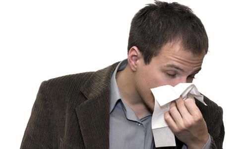Выделение желтой жидкости из носа