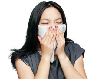 Симптомы и лечение заложенности носа при аллергии