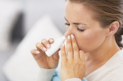Спреи для лечения носа