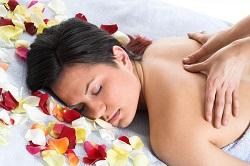Точечный массаж при остеохондрозе