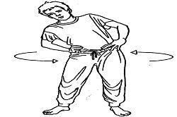 Упражнения при повреждении поясничного отдела