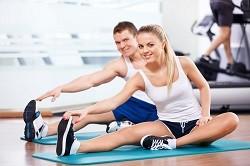 Лечебная физкультура при остеохнодрозе