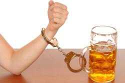 Отказ от алкоголя при храпе