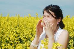 Аллергия как причина хронического насморка