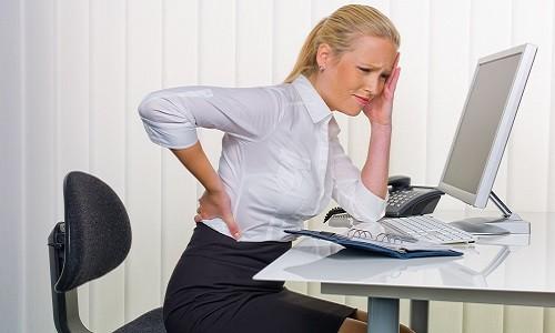 Боль в спине при грыже