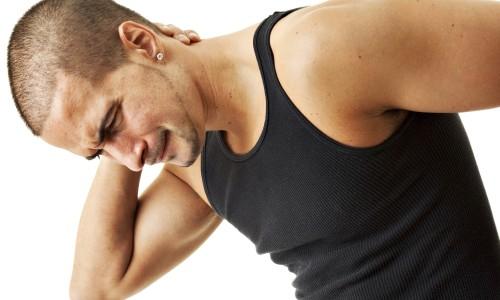 Боли в спине при остеохондрозе