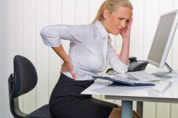 Ноющие боли в спине