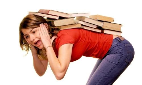 Боль и тяжесть в спине при остеохондрозе