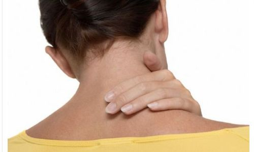 Болевой синдром высокой интенсивности в шее