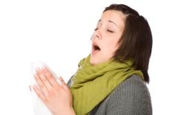 Чихание при воспалении слизистой носа