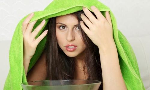 Польза ингаляций для лечения насморка