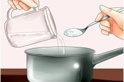 Приготовление соляного раствора