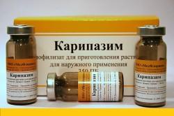 Карипазим для лечения позвоночной грыжи