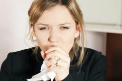 Сильный кашель - причина появления грыжи