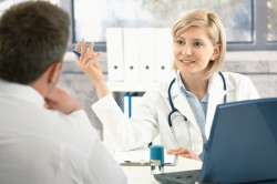 Обращение к доктору при подозрении на грыжу