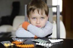 Лечение синусита медикаментами
