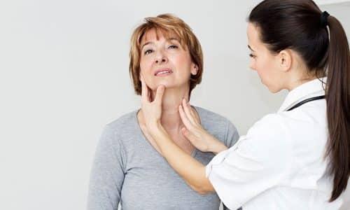 Узлы на щитовидной железе в 95% случаев не представляют опасности для здоровья