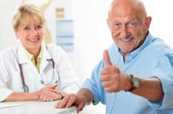 Контроль лечения врачом