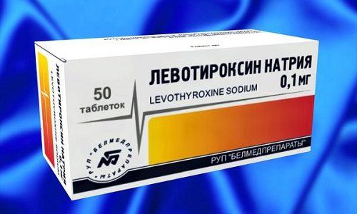 Левотироксин натрия по своей структуре очень схож с гормоном щитовидной железы