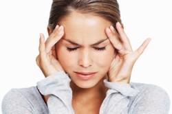 Сильные головные боли - признак болезни позвоночника