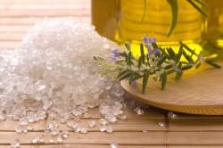 Польза морской соли для лечения насморка