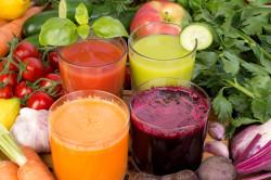 Овощные соки для лечения зеленых соплей