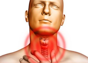 Причины и лечение народными средствами першения в горле
