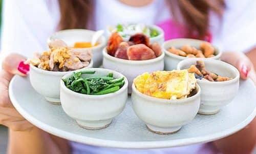 Пища должна приниматься дробно, в 5-6 приемов