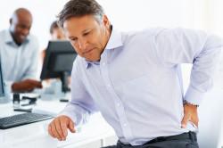 Пульсирование в спинных мышцах при грыже Шморля
