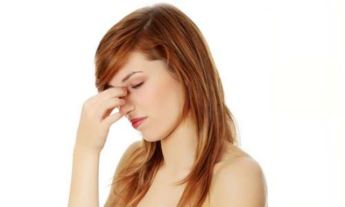 Проблема синусита