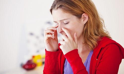 Проблема синусита у взрослых