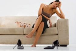 Общая усталость организма - причина заболевания