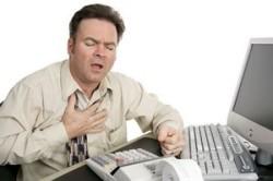 Затрудненное дыхание при грыже позвоночника грудного отдела