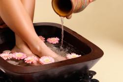 Ванночки для ног при артрите