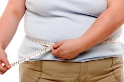 Лишний вес - причина возникновения хондроза позвоночника
