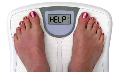 Дефицит гормонов вызывает нарастание веса