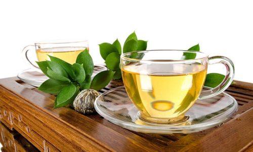Самым простым методом лечения является регулярное употребление зеленого чая
